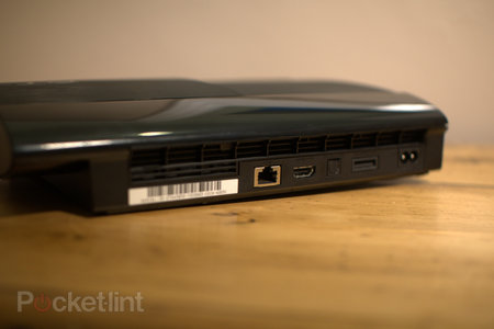 Sony PS3 slim - photo 6
