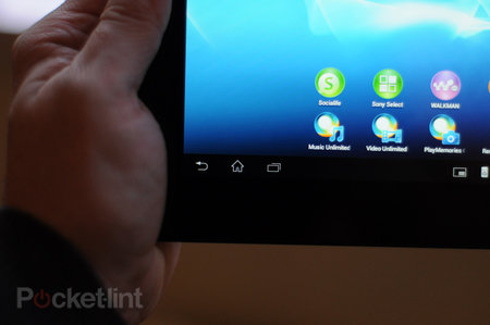 Sony Xperia Tablet S - photo 7