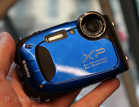Fujifilm FinePix XP60 waterproof camera review