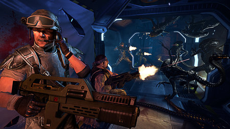 Aliens: Colonial Marines review - photo 11