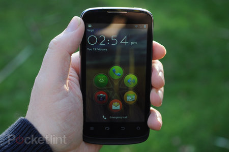 ZTE Blade III review - photo 14