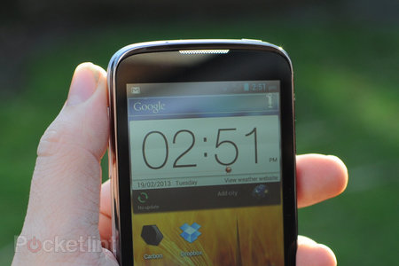 ZTE Blade III review - photo 7