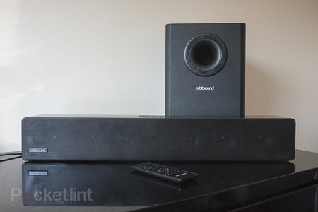 Orbitsound M12 wireless soundbar and subwoofer system review