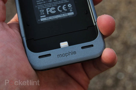 Mophie helium for iPhone 5   review - photo 7