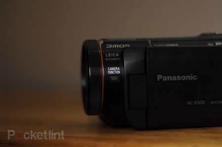 Panasonic HC-X920 camcorder - photo 10