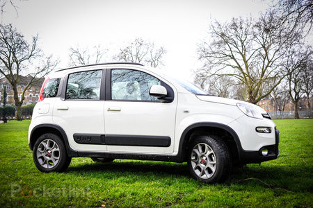 Fiat Panda 4x4  review - photo 1