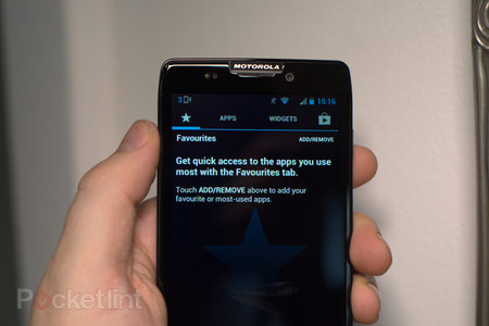 Motorola Razr HD - photo 26