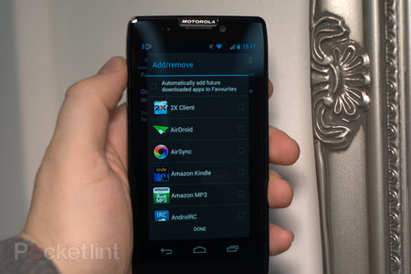 Motorola Razr HD review - photo 27