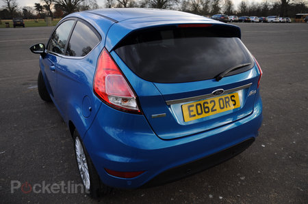 Ford Fiesta Titanium 1.0 EcoBoost - photo 8
