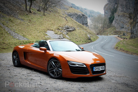 Audi R8 Spyder V8 review - photo 1