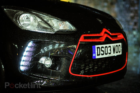 Citroen DS3 DSport 155 Red review - photo 3