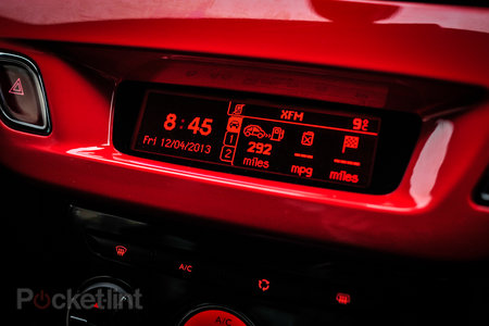 Citroen DS3 DSport 155 Red review - photo 12