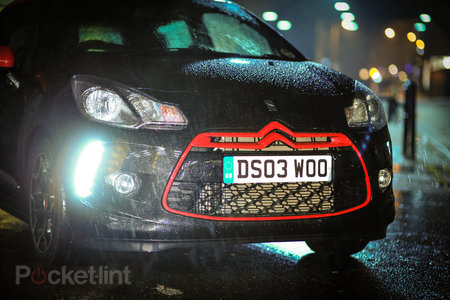 Citroen DS3 DSport 155 Red review - photo 8