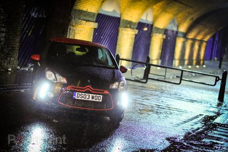 Citroen DS3 DSport 155 Red review - photo 6