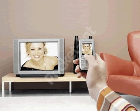 Sony Ericsson unveils the Bluetooth Media Viewer MMV100