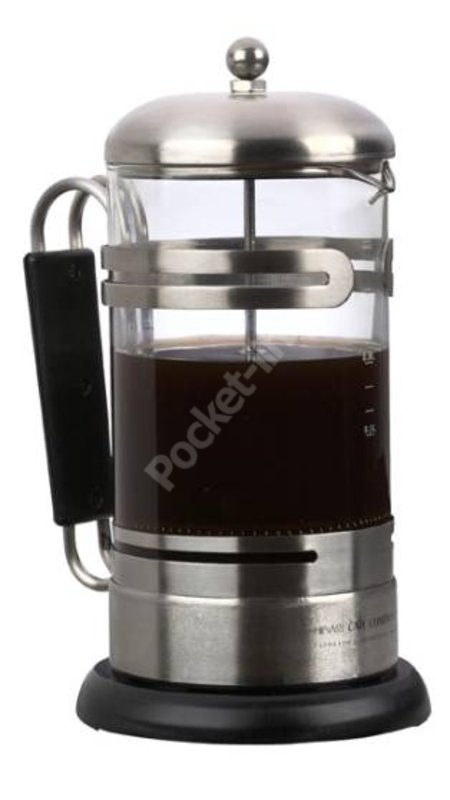 An electric cafetiere - whatever next?
