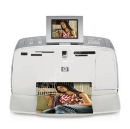 HP announces Photosmart 375 bluetooth printer