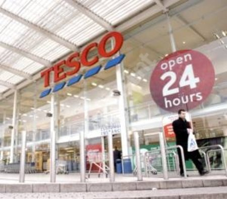 Tesco enters broadband market
