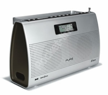 Pure Digital launch new radio - the Elan