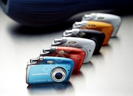 Olympus launches Mju mini