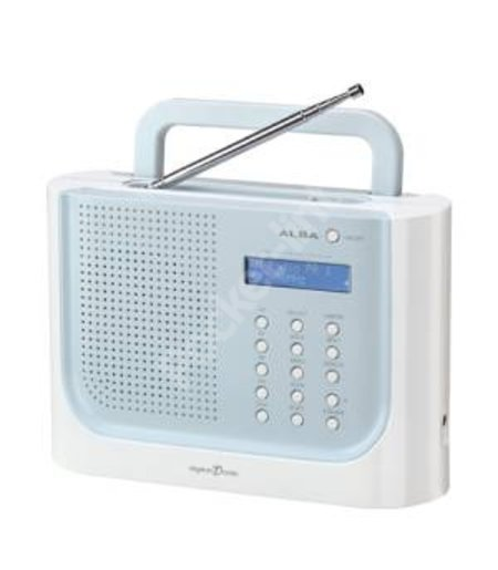 Alba lowers the price of digital radio
