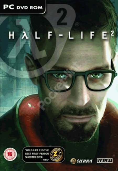Half Life 2 wins 6 BAFTAs, Hitman gains best music