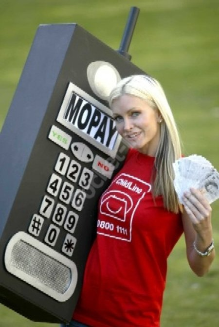 Recycle your old phone for cash