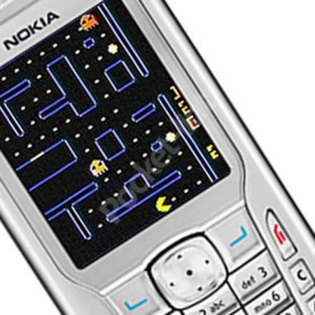 PAC-MAN goes mobile