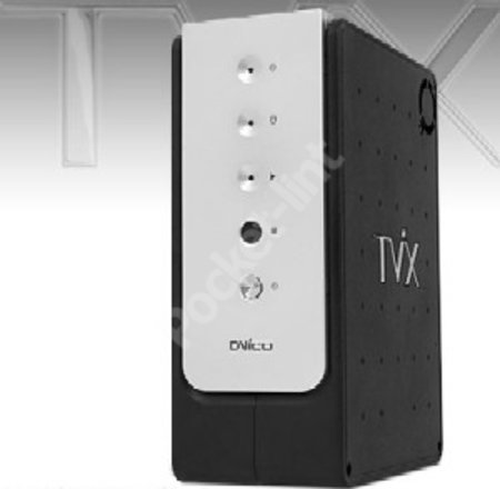 200Gb TVIX box brings pictures, music and movies to your TV