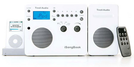 Tivoli Audio launch iSongBook for iPod users