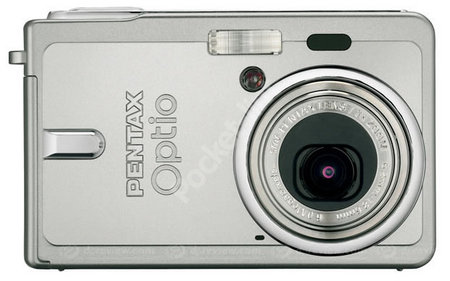 Pentax launch Optio S6 digital camera