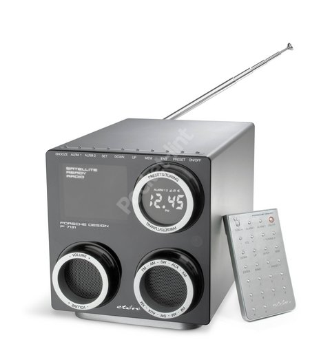 Eton team up with Porsche Design for new radio range