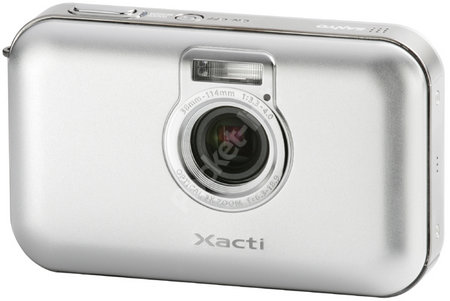 Sanyo launches Xacti E6 digital camera