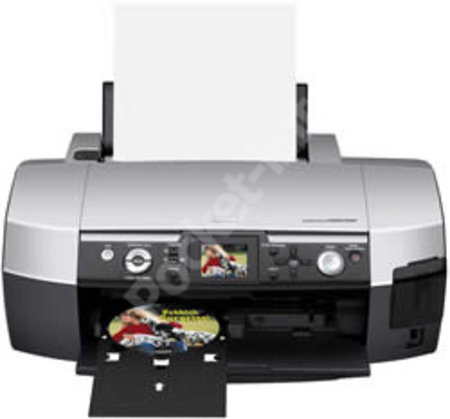 Epson launches R340 photo printer