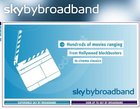 Sky to offer legal movie download via the Internet