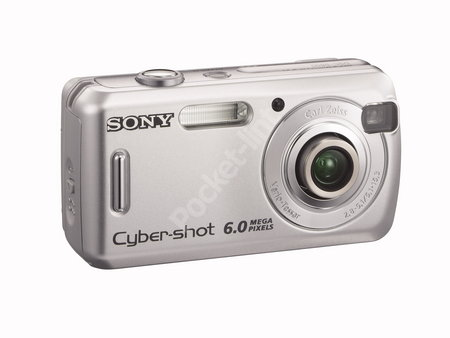 Sony goes back to basics with Cyber-Shot S600 digital camera - photo 1