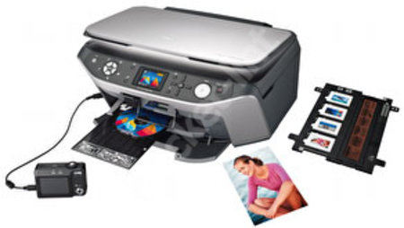 Epson launch new all-in-one photo printer