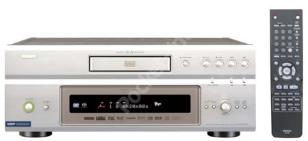 Denon launch upscaling next gen DVD player