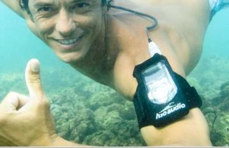 iPod nano goes waterproof with help from H2O Audio