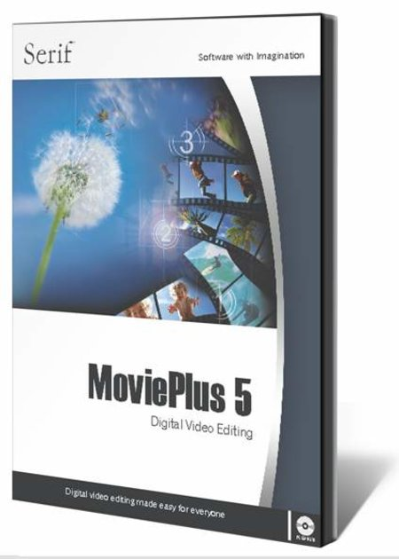 Serif Launches MoviePlus 5