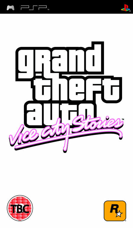 Rockstar announce Grand Theft Auto Vice City for PSP