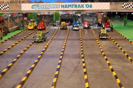 MTV launches Hamster racing to boost MTV Overdrive viewing figures