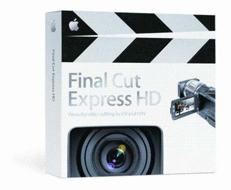 Apple takes Final Cut Express HD Universal