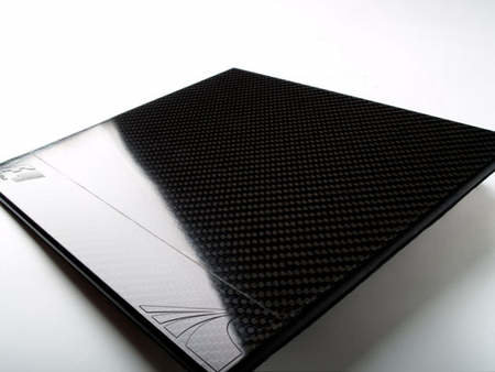 Formula 1 carbon mouse mat for racing fans