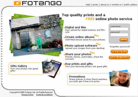 Fotango photo sharing site set to close