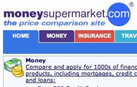 WEBSITE OF THE DAY - moneysupermarket.com