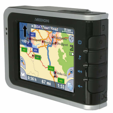 Medion's GoPal range has a satnav to suit everyone