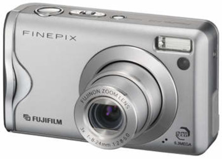 Fujifilm launch compact FinePix F20 digital camera