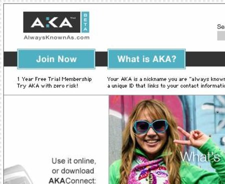 WEBSITE OF THE DAY - alwaysknownas.com