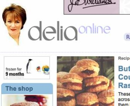 WEBSITE OF THE DAY - deliaonline.com